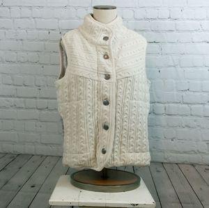 New Bob Timberlake Sweater Vest size L